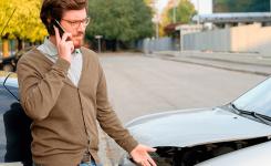 ¿Que hacer en caso de accidente de tráfico?